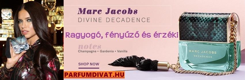 Marc Jacobs Divine Decadence női parfüm