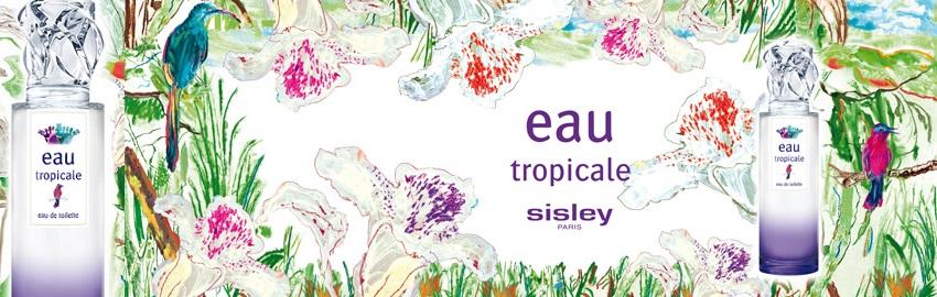 Sisley Eau Tropicale női parfüm